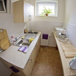 Kuchyňa, ubytovanie privát Vila Lesana, Vysoké Tatry, Nová Lesná, Podhorie