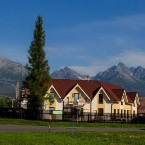 Privát, ubytovanie privát Vila Lesana, Vysoké Tatry, Nová Lesná, Podhorie